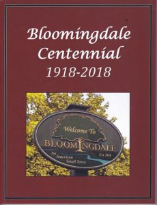 Bloomingdale Centennial book