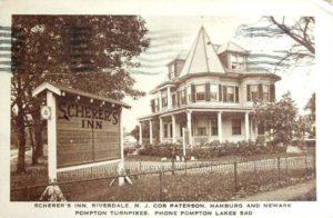 Scherer's Inn, Riverdale (1929)