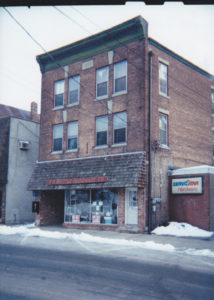 F.B. Whittle Hardware building
