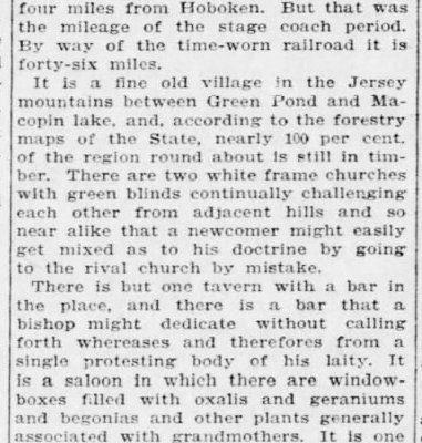 Nice escription of 1905 Newfounland